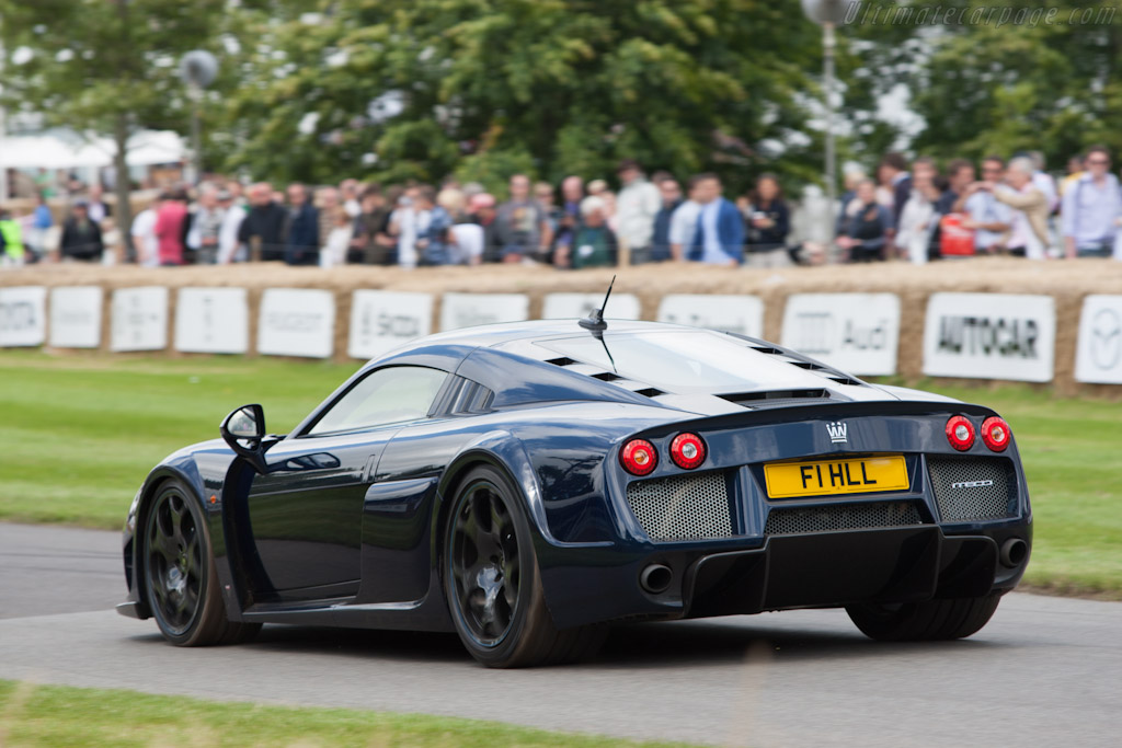 Noble M600    - 2012 Goodwood Festival of Speed