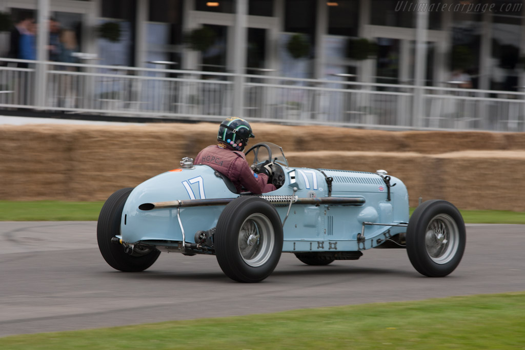 Parnell-MG - Chassis: 3009   - 2012 Goodwood Festival of Speed