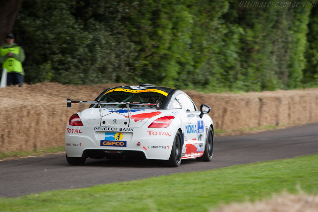 Peugeot RCZ Cup    - 2012 Goodwood Festival of Speed