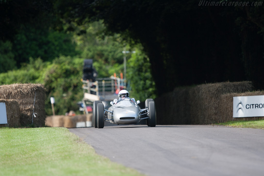 Porsche 804 F1 - Chassis: 804-01   - 2012 Goodwood Festival of Speed