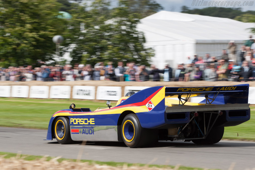 Porsche 917/30 - Chassis: 917/30-002   - 2012 Goodwood Festival of Speed