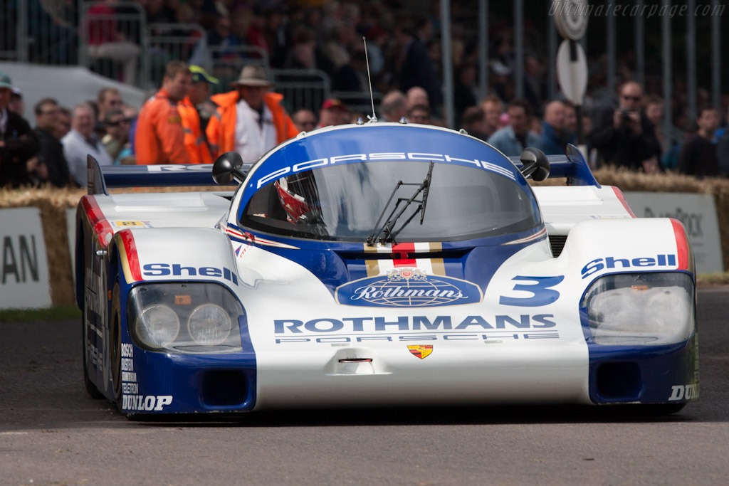 Porsche 956 - Chassis: 956-004   - 2012 Goodwood Festival of Speed