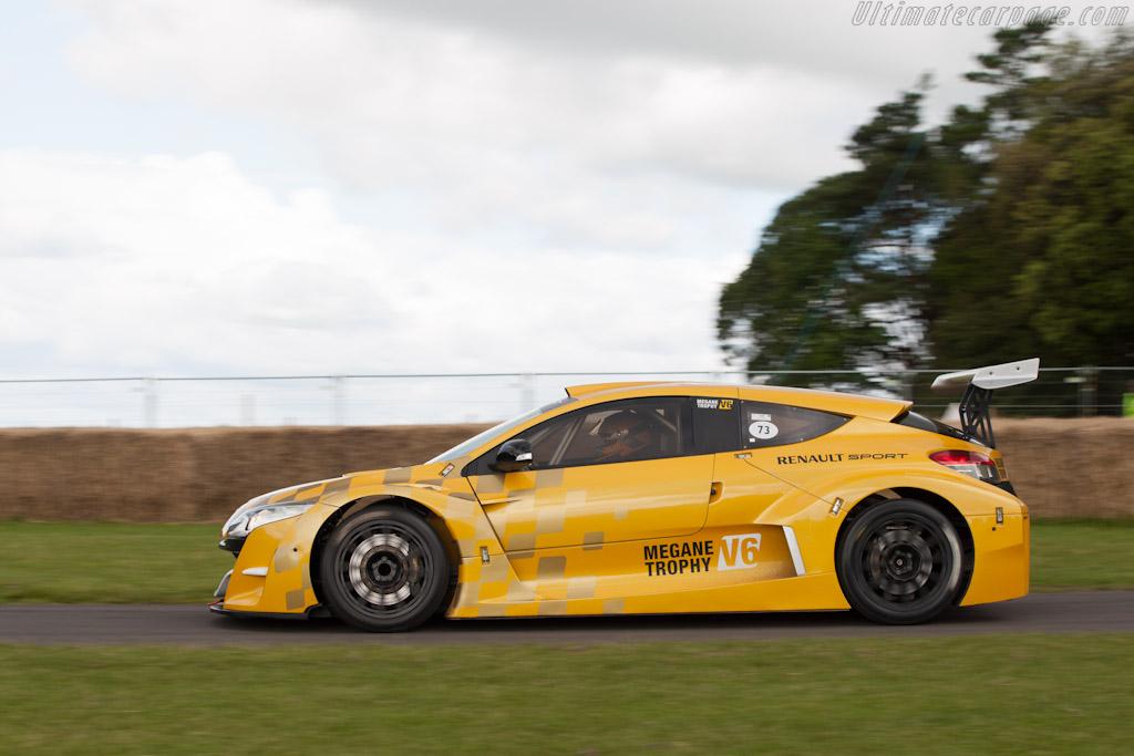 Renault Megane Trophy II   - 2012 Goodwood Festival of Speed