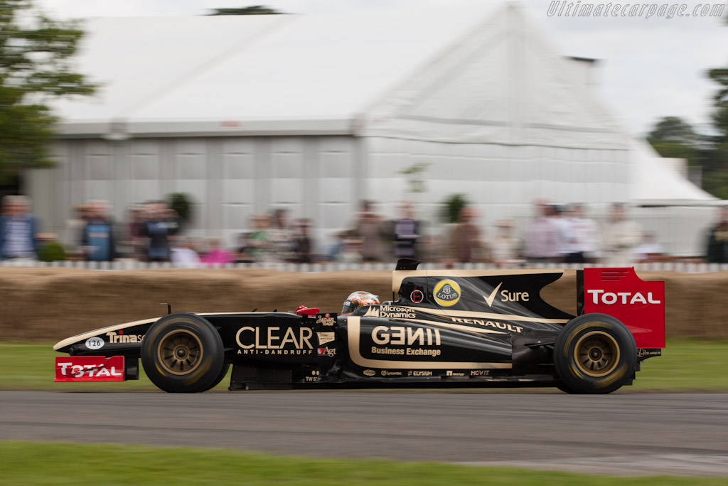 Renault R30    - 2012 Goodwood Festival of Speed