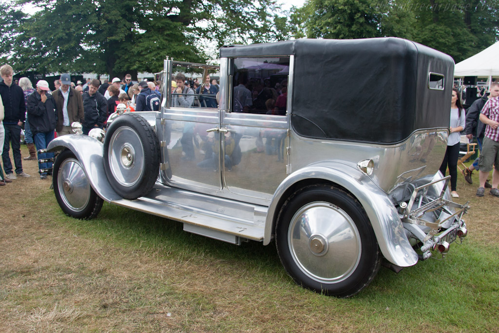 Rolls-Royce 20hp Windover Cabriolet    - 2012 Goodwood Festival of Speed