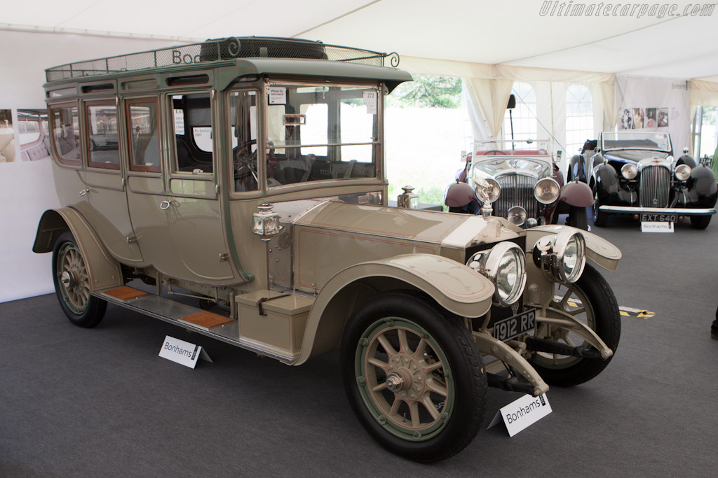 Rolls-Royce 40/50 hp Limousine - Chassis: 1907   - 2012 Goodwood Festival of Speed