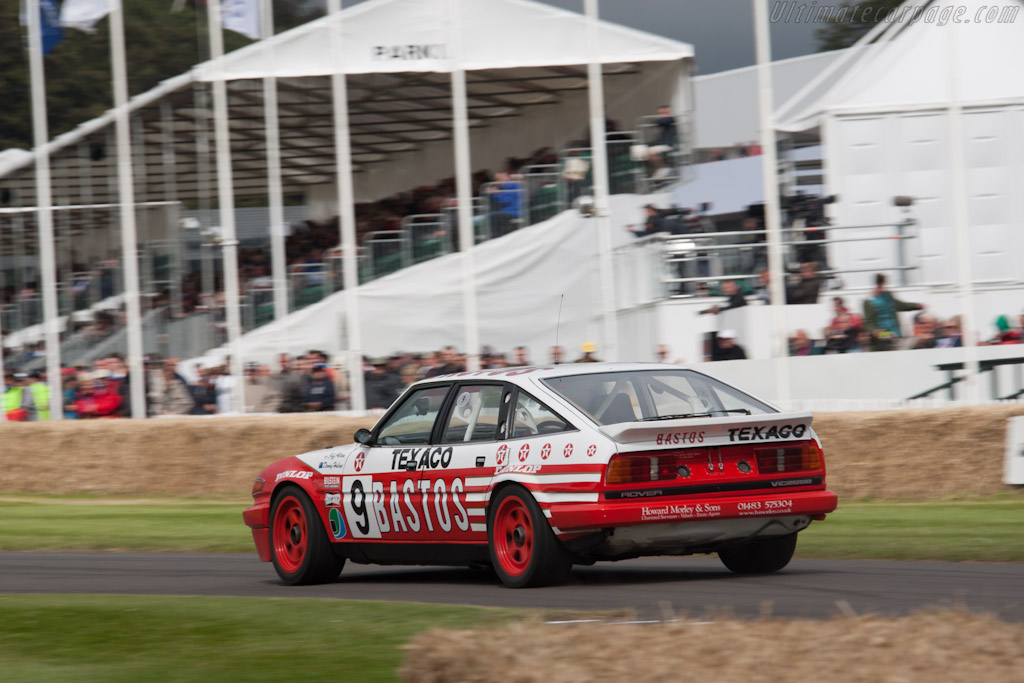 Rover SD1 Vitesse - Chassis: TWR 020   - 2012 Goodwood Festival of Speed