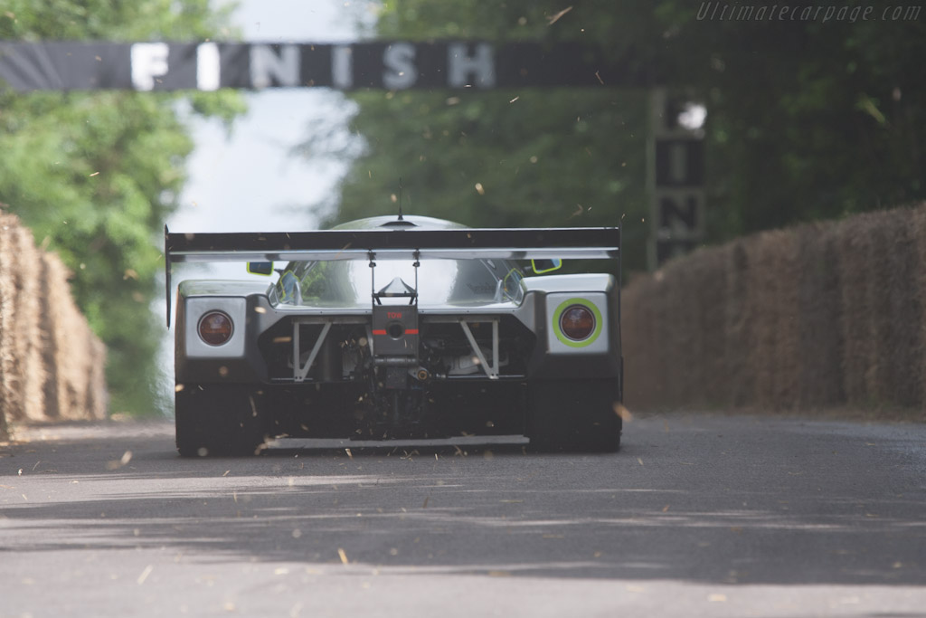 Sauber Mercedes C9 - Chassis: 88.C9.05   - 2012 Goodwood Festival of Speed