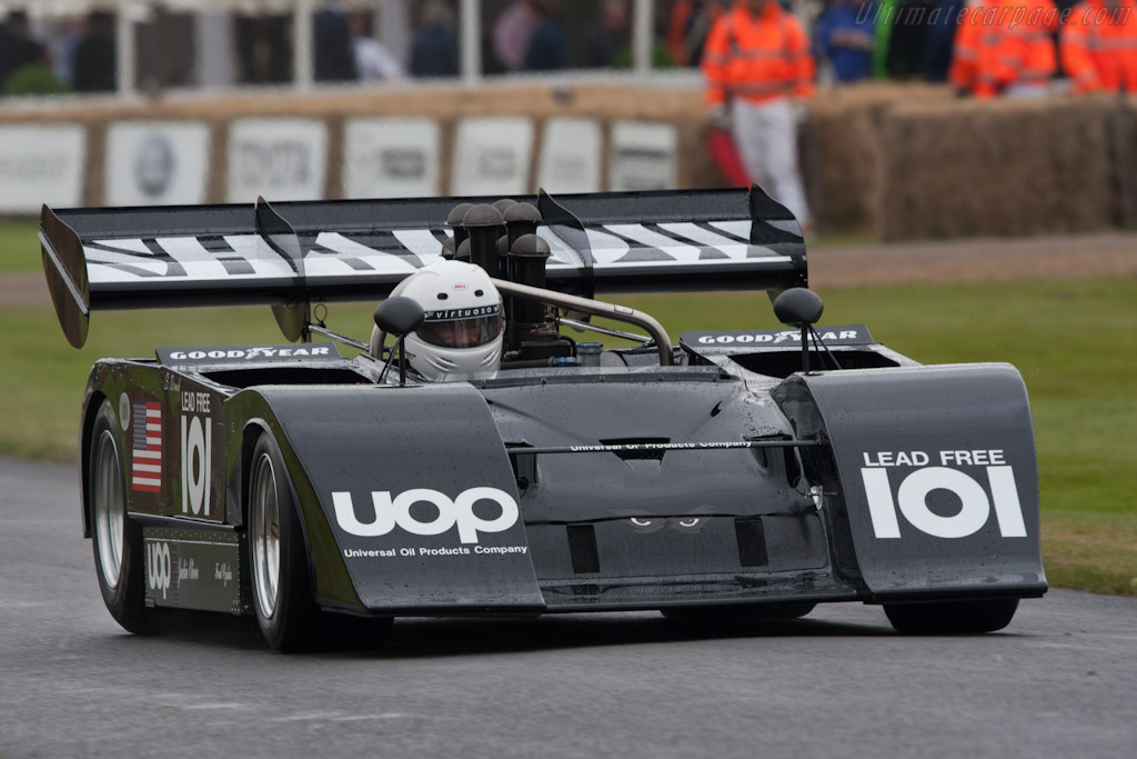 Shadow Mk III Chevrolet - Chassis: 71-1 - Driver: Scott Drnek  - 2012 Goodwood Festival of Speed