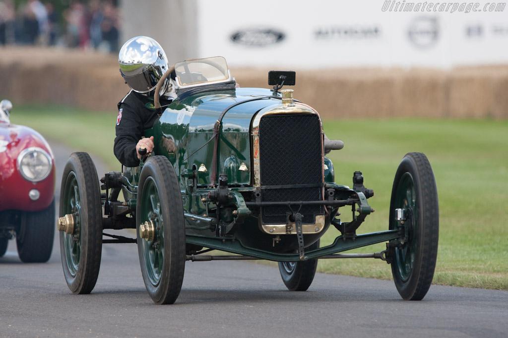 Sunbeam Coupe de l'Auto    - 2012 Goodwood Festival of Speed