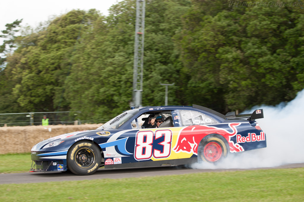 Toyota Camry NASCAR    - 2012 Goodwood Festival of Speed