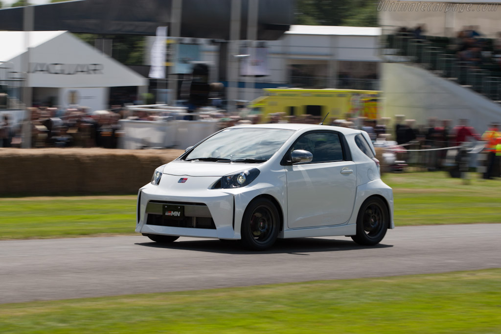 Toyota GRMN IQ Supercharger    - 2012 Goodwood Festival of Speed