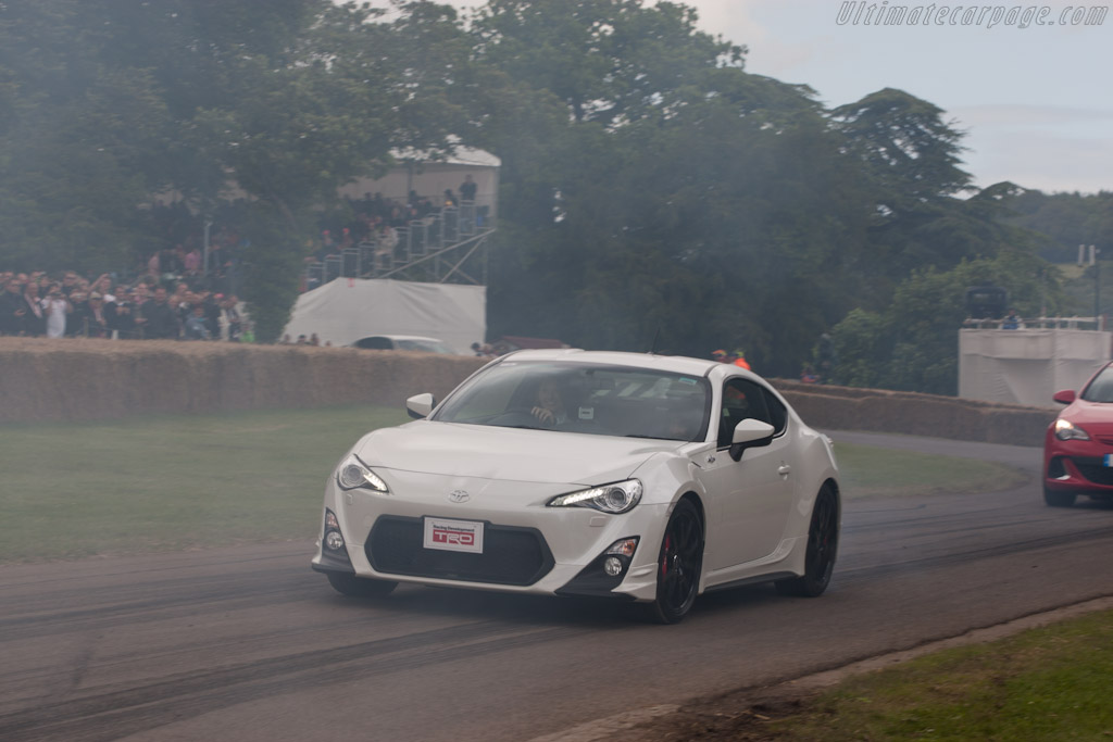 Toyota GT86    - 2012 Goodwood Festival of Speed