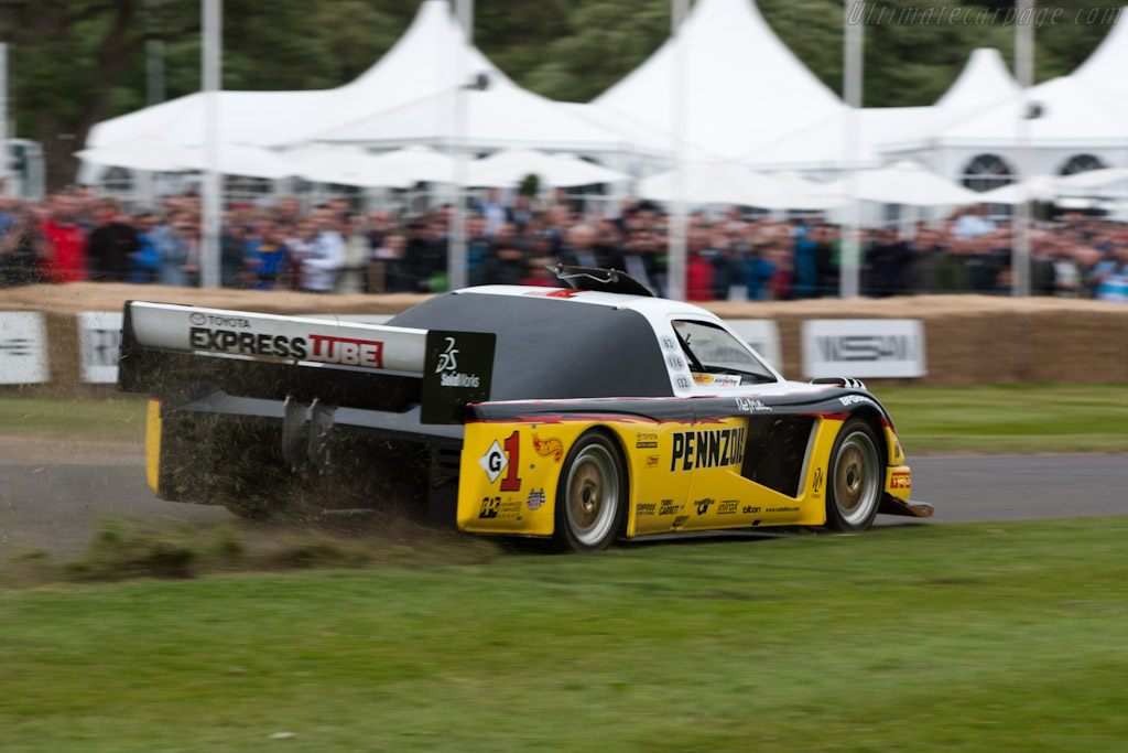 Toyota Tacoma 'Pikes Peak'    - 2012 Goodwood Festival of Speed