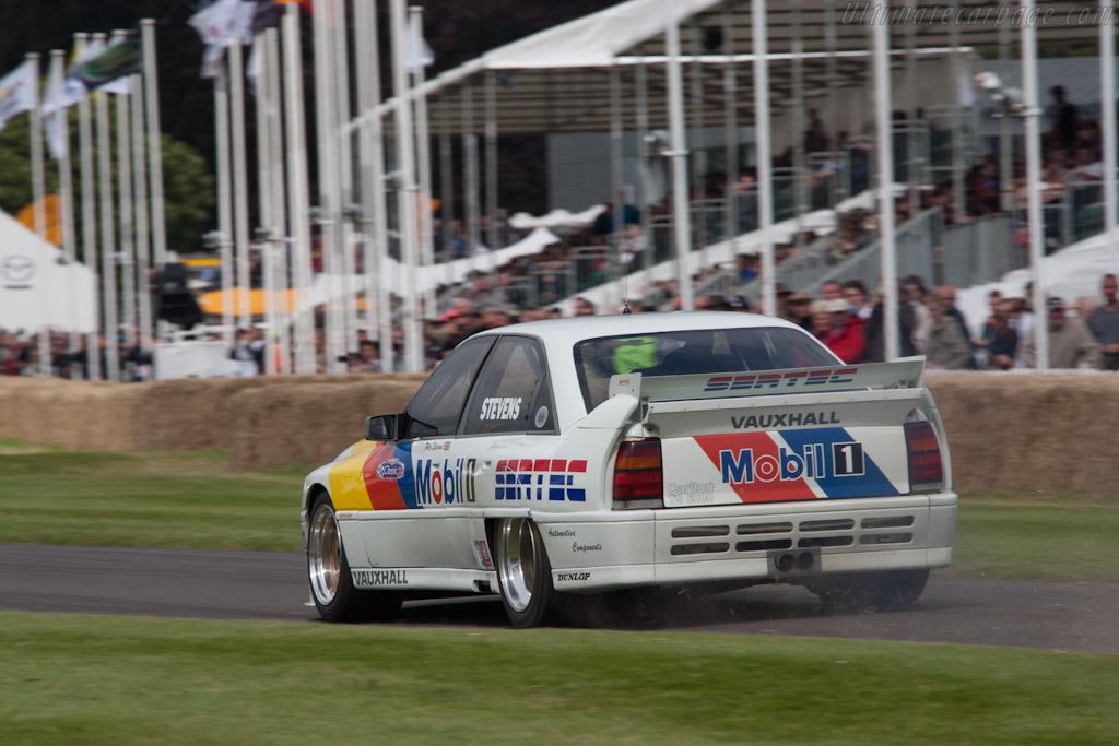 Vauxhall Carlton TS6000    - 2012 Goodwood Festival of Speed