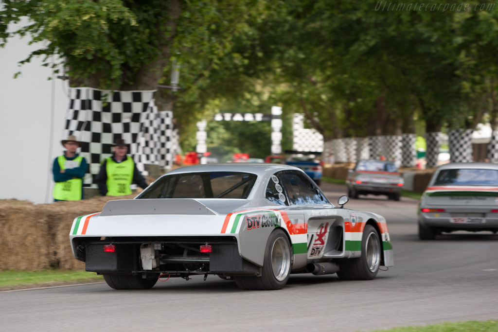 Vauxhall Firenza 'Baby Bertha'    - 2012 Goodwood Festival of Speed