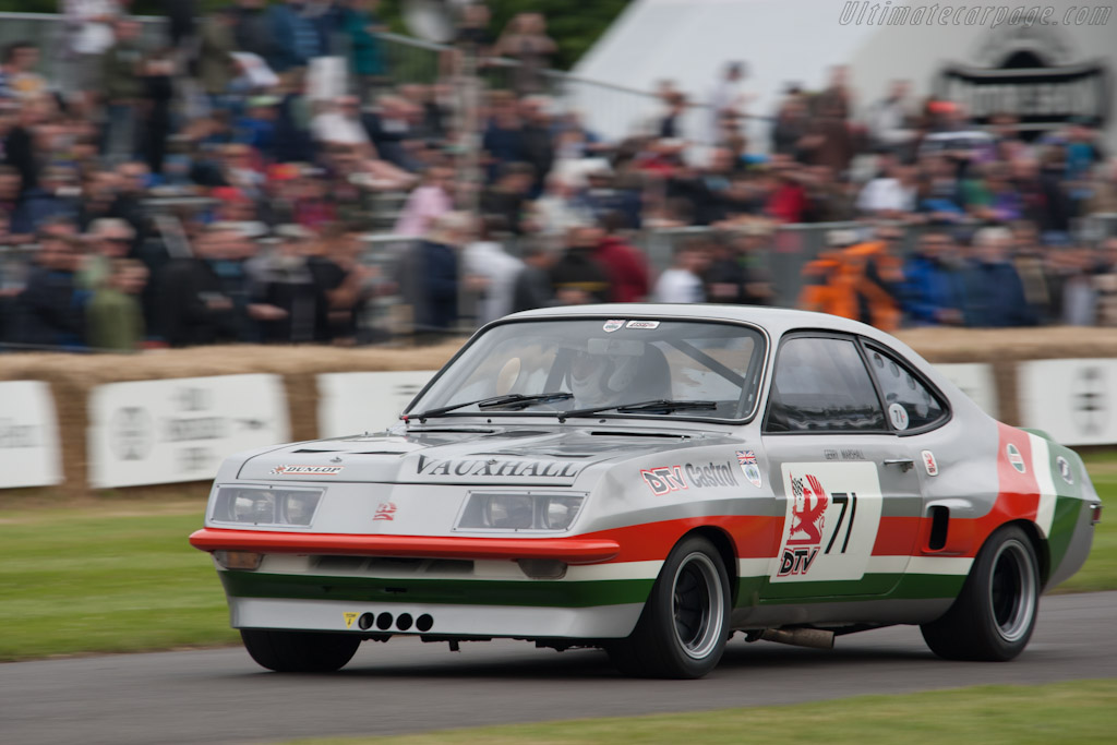 Vauxhall Firenza 'Old Nail'    - 2012 Goodwood Festival of Speed