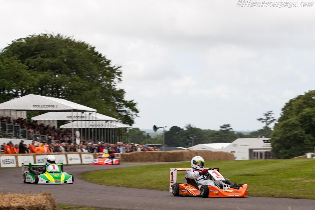 Zip Kart    - 2012 Goodwood Festival of Speed