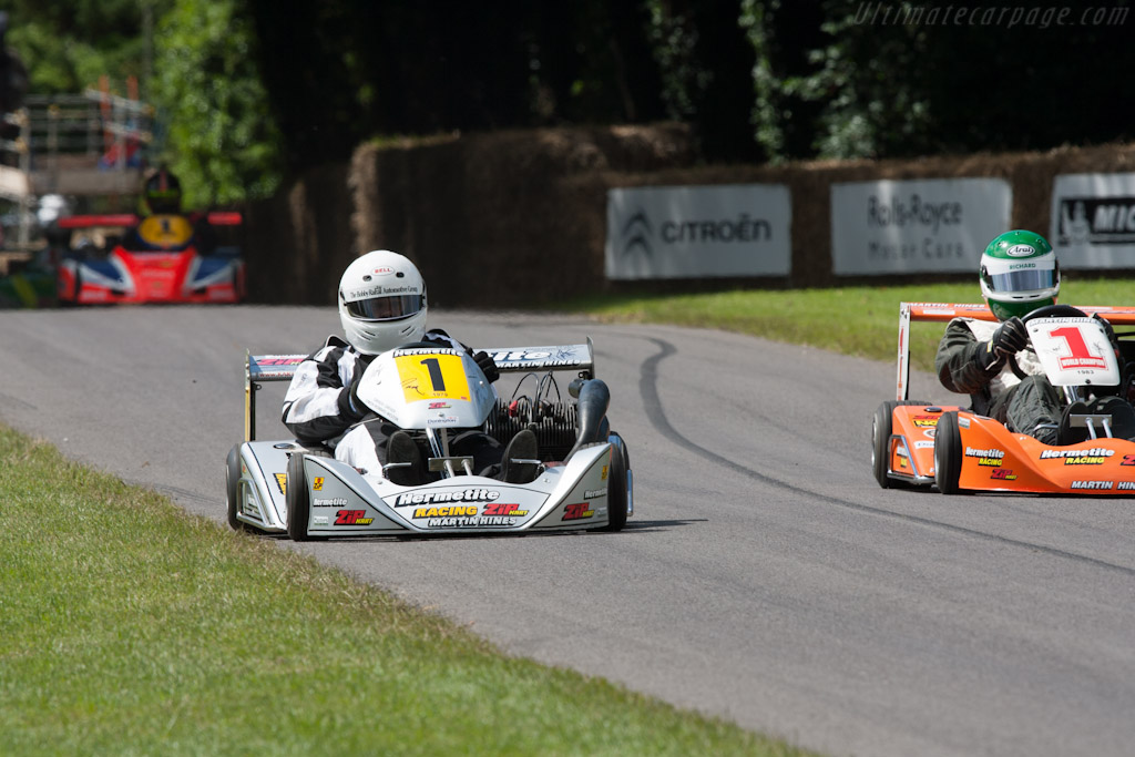 Zip Kart    - 2012 Goodwood Festival of Speed