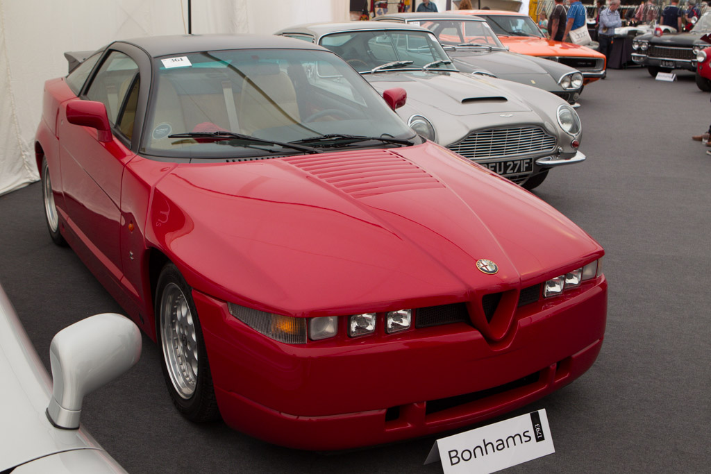 Alfa Romeo SZ - Chassis: ZAR16200003000348   - 2013 Goodwood Festival of Speed
