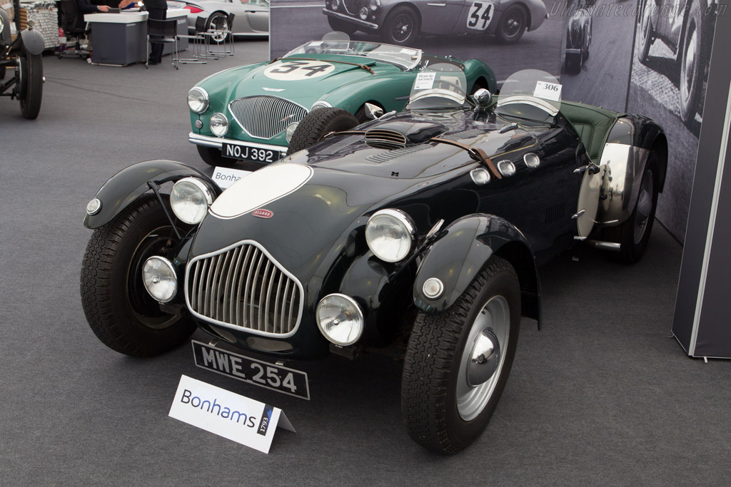 Allard J2 - Chassis: J1570   - 2013 Goodwood Festival of Speed