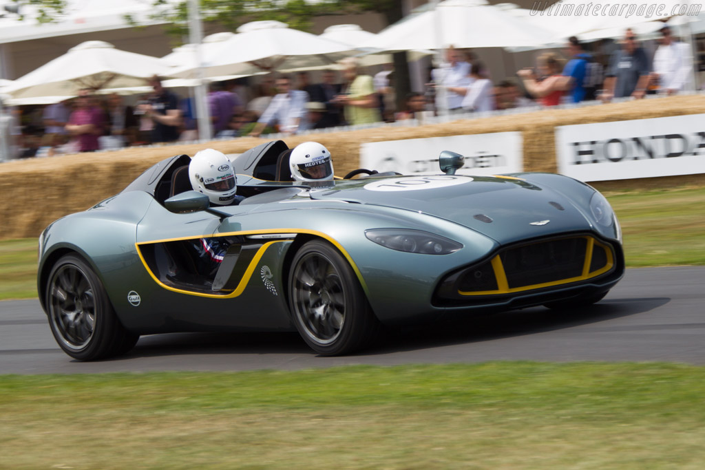 Aston Martin CC 100 - Chassis: 1   - 2013 Goodwood Festival of Speed
