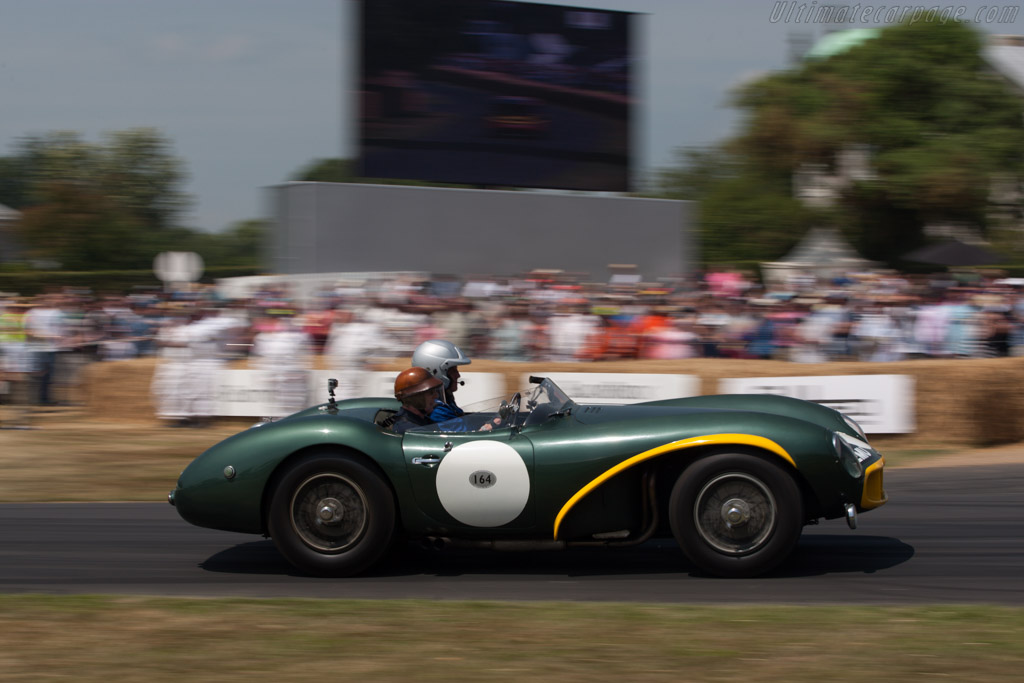 Aston Martin DB3S - Chassis: DB3S/6 - Driver: Tony Brooks  - 2013 Goodwood Festival of Speed