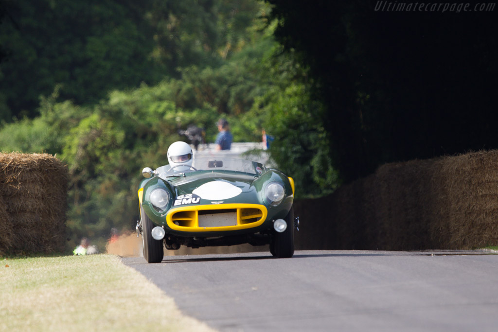Aston Martin DB3S - Chassis: DB3S/6 - Driver: Richard Gauntlett  - 2013 Goodwood Festival of Speed