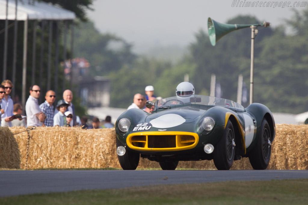 Aston Martin DB3S - Chassis: DB3S/6 - Driver: Richard Gauntlett  - 2013 Goodwood Festival of Speed