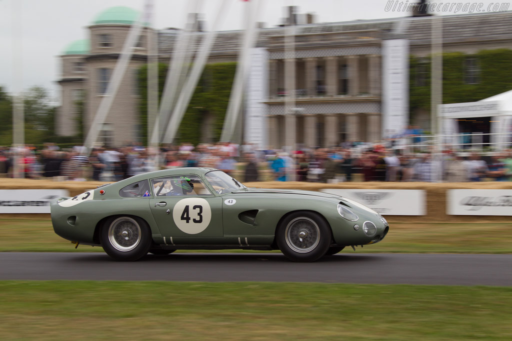 Aston Martin DP214 - Chassis: 0194/R - Entrant: Simon Draper  - 2013 Goodwood Festival of Speed