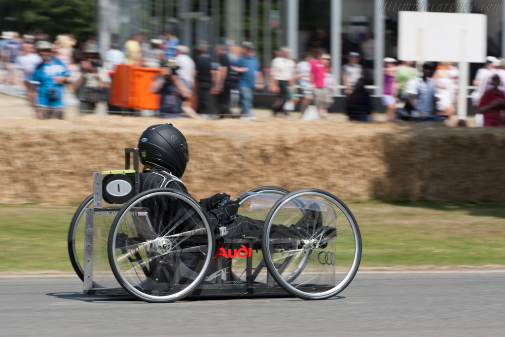 Audi AR2    - 2013 Goodwood Festival of Speed