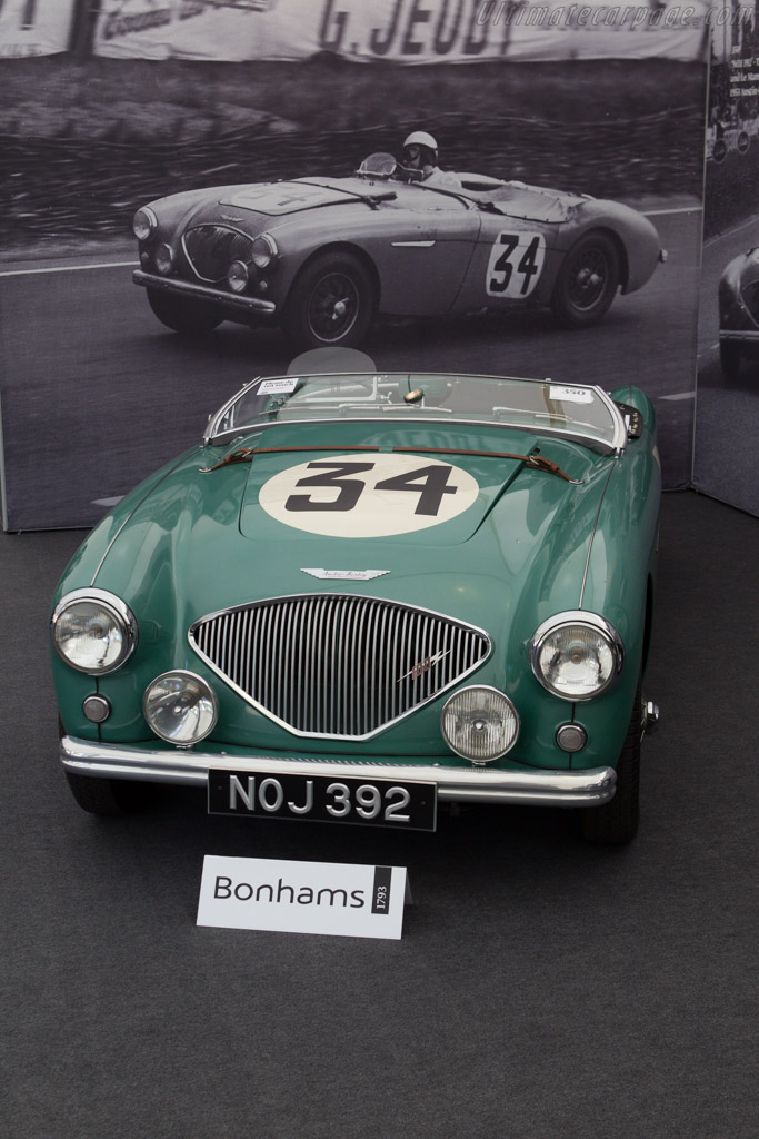 Austin Healey 100 Special Test Car - Chassis: SPL-225B   - 2013 Goodwood Festival of Speed