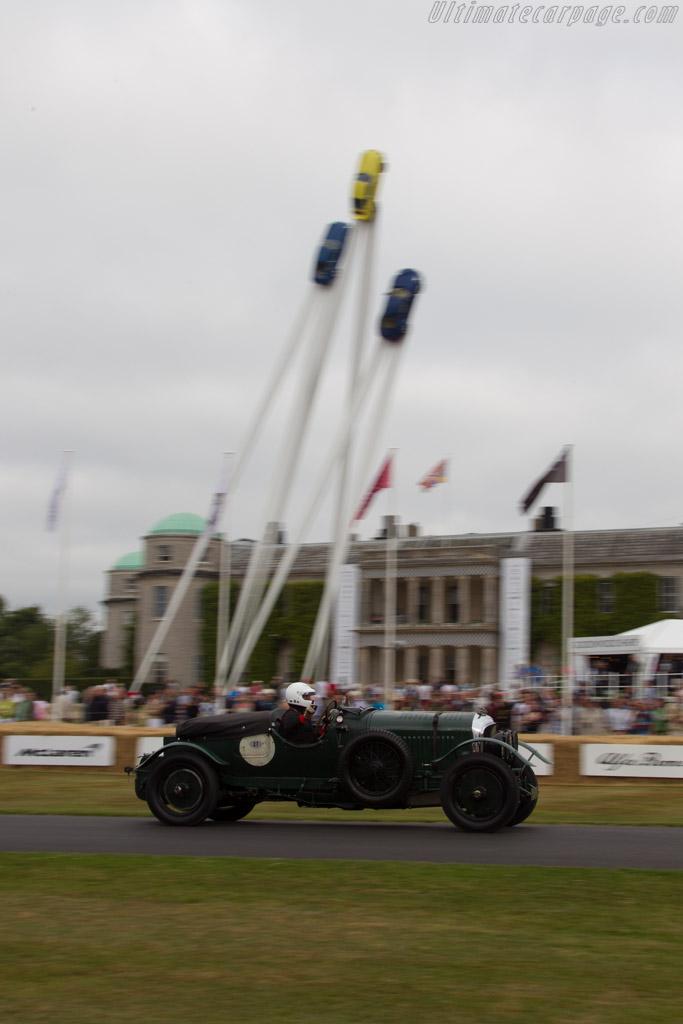 Bentley 4.5 Litre Vanden Plas Tourer - Chassis: TX3246 - Driver: Ian Andrews  - 2013 Goodwood Festival of Speed