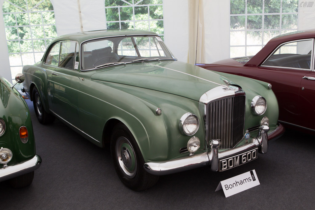 Bentley S2 Continental - Chassis: BC25BY   - 2013 Goodwood Festival of Speed