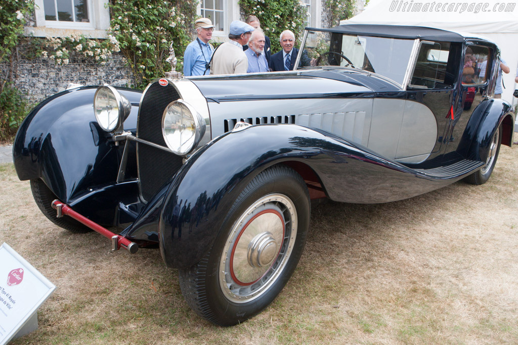Bugatti Type 41 Royale - Chassis: 41111 - Entrant: Bugatti Automobilies S.A.S.  - 2013 Goodwood Festival of Speed