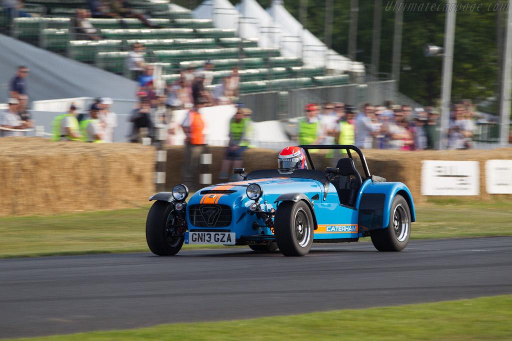 Caterham Seven 620R    - 2013 Goodwood Festival of Speed