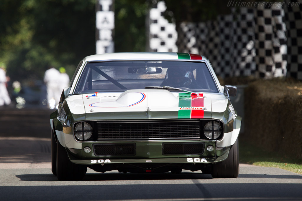 Chevrolet Camaro Trans-Am  - Entrant: The Provenance Collection - Driver: Paul Knapfield  - 2013 Goodwood Festival of Speed