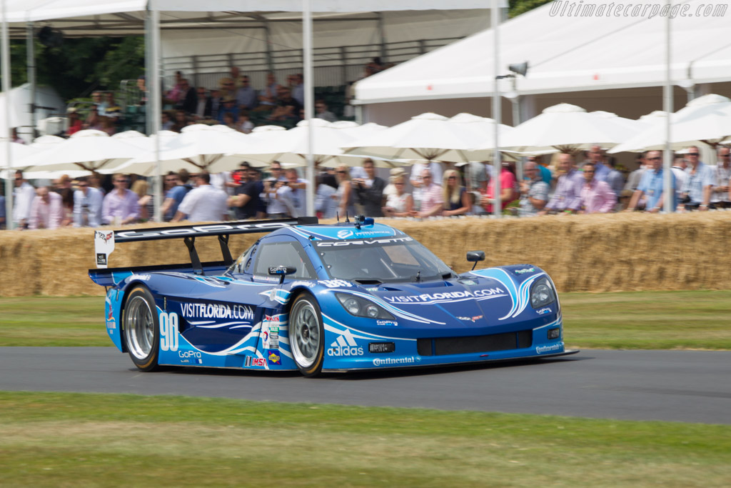 Chevrolet Corvette DP - Chassis: CC-0901 - Driver: Ricky Taylor  - 2013 Goodwood Festival of Speed