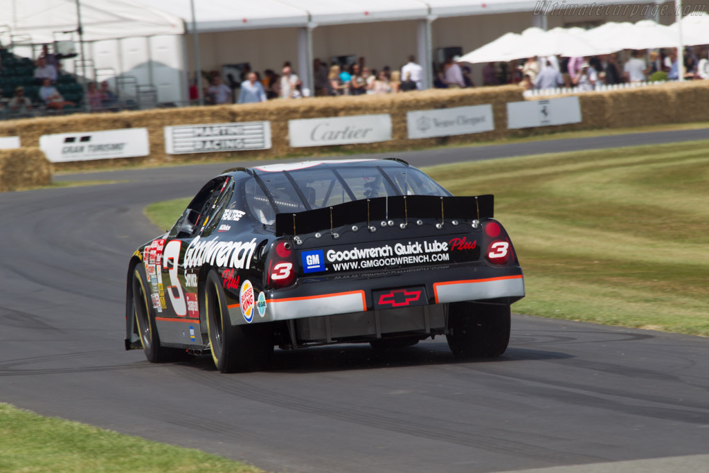 Chevrolet Monte Carlo  - Entrant: Richard Childress Racing - Driver: Kerry Earnhardt  - 2013 Goodwood Festival of Speed