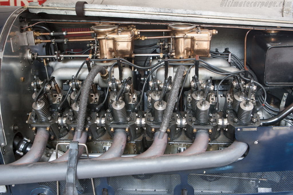 Delage DH V12 - Chassis: 8392 - Driver: Martin Chisholm - 2013 Goodwood Festival of Speed