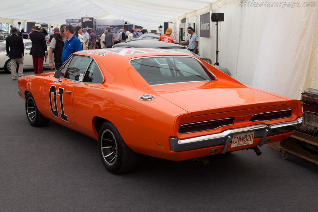 Dodge Charger - Chassis: XP29G9B150362   - 2013 Goodwood Festival of Speed