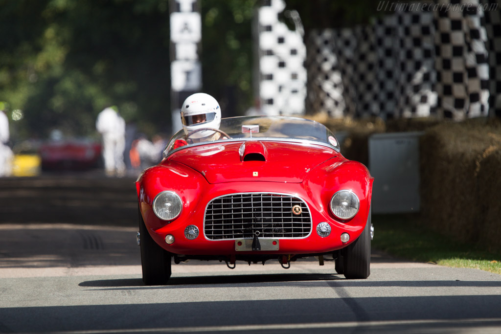 Ferrari 166 MM Touring Barchetta - Chassis: 0040M - Driver: Sally Mason-Styrron  - 2013 Goodwood Festival of Speed