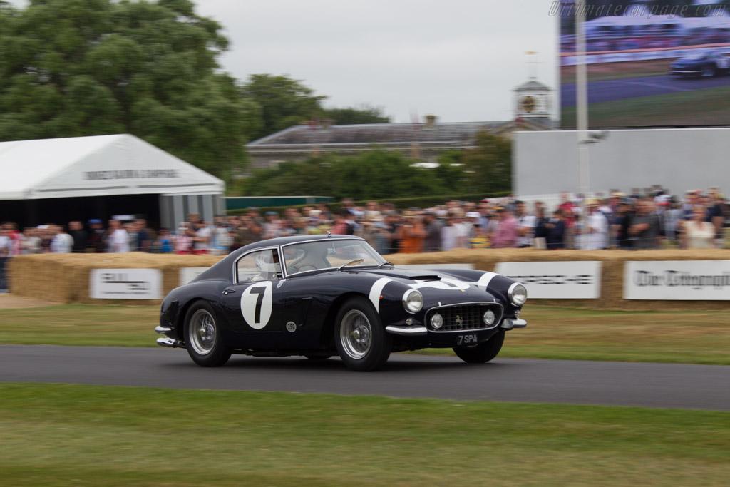Ferrari 250 GT SWB/C - Chassis: 2119GT - Entrant: DK Engineering - Driver: David Cottingham  - 2013 Goodwood Festival of Speed
