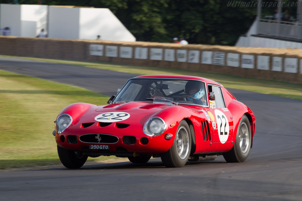 Ferrari 250 GTO - Chassis: 3757GT - Driver: Annette Mason  - 2013 Goodwood Festival of Speed