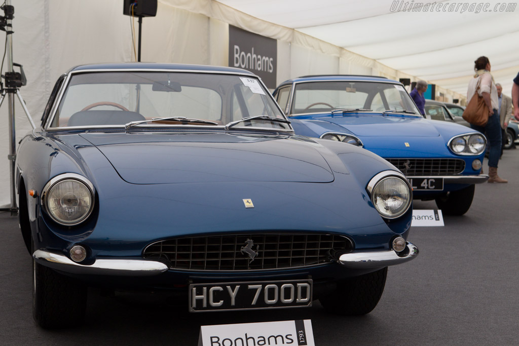 Ferrari 500 Superfast - Chassis: 6661SF   - 2013 Goodwood Festival of Speed