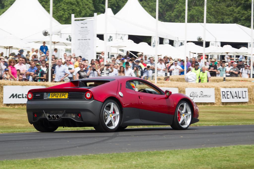 Ferrari SP12 EC - Chassis: 180824   - 2013 Goodwood Festival of Speed