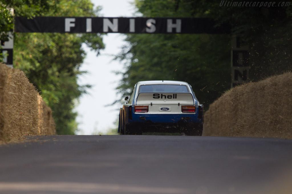 Ford Capri RS - Chassis: GAECNA19997 - Entrant: Shaun Lynn - Driver: Emanuele Pirro  - 2013 Goodwood Festival of Speed