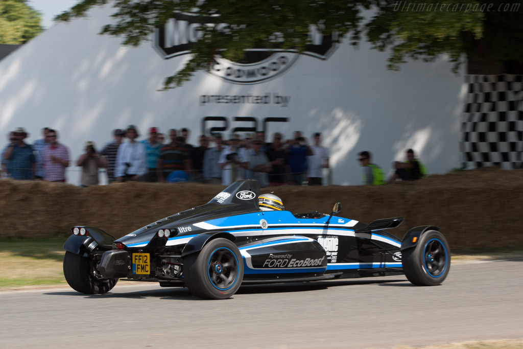 Ford FF    - 2013 Goodwood Festival of Speed