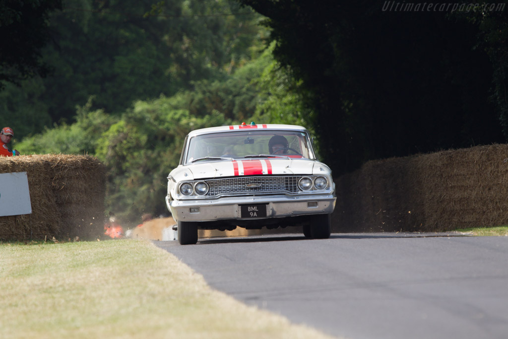 Ford Galaxie 500  - Driver: Jack Sears  - 2013 Goodwood Festival of Speed