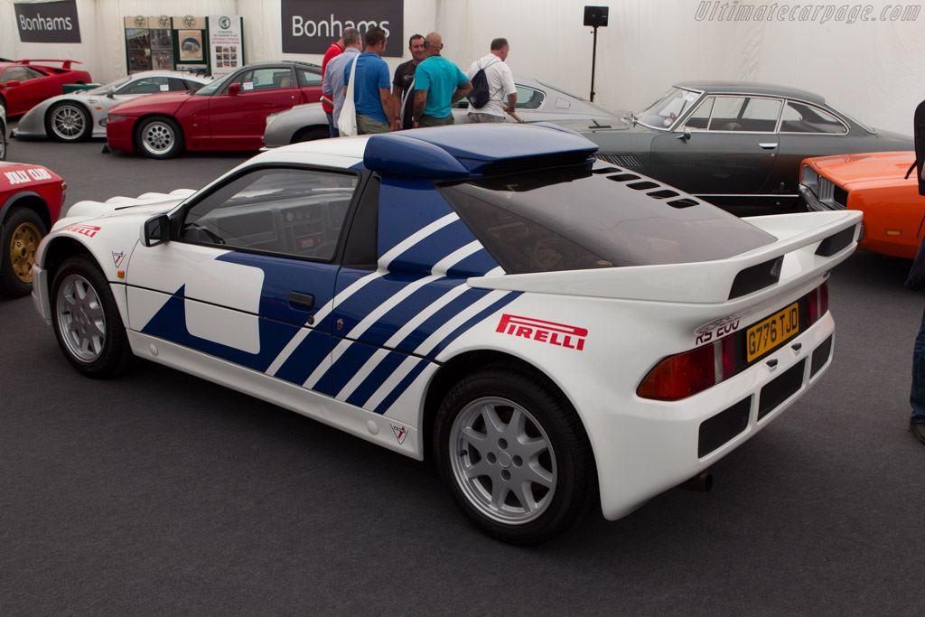 Ford RS200 - Chassis: SFACXXBJ2CGL00090  - 2013 Goodwood Festival of Speed